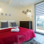 Apartament IVO - Stara Polana - sypialnia